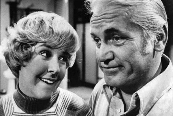 Ted and Georgette, played by Georgia Engel in The Mary Tyler Moore Show. Courtesy: Wikimedia Commons