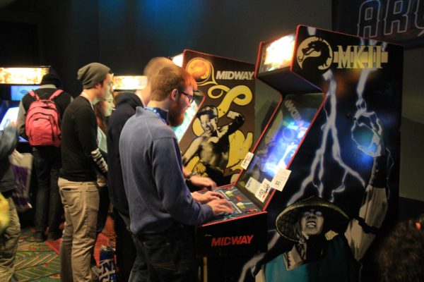 Mortal Kombat has been inducted into the Video Game Hall of Fame. Photo by Daniel Benavides/via Wikimedia Commons