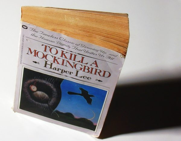 """""""To Kill A Mockingbird"""" by Harper Lee. Photo by Nate Parsons/The Washington Post/Getty Images"""