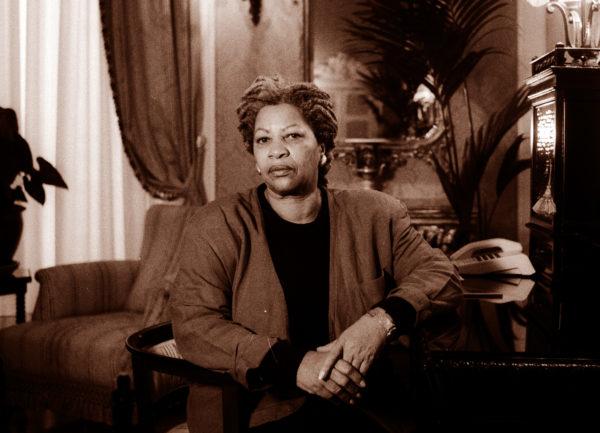 Toni Morrison, Afroamerican writer, Milan, Italy, 30th January 2017. (Photo by Leonardo Cendamo/Getty Images)