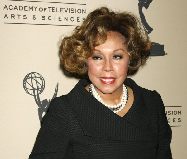 Actress Diahann Carroll, the first Black actress to have her own television series, the groundbreaking 1960's television comedy series 'Julia', arrives for '60 Years A Retrospective of the Television and The Television Academy' at the Academy of Television Arts & Sciences in Los Angeles October 12, 2006. Photo by Fred Prouser/Reuters