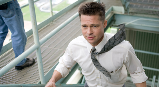 Brad Pitt in Tree of Life Courtesy: Fox Searchlight Pictures