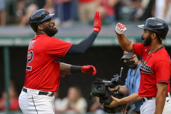 MLB: JUL 22 Rays at Indians