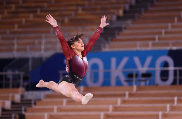 Gymnastics - Artistic - Women's Floor Exercise - Qualification
