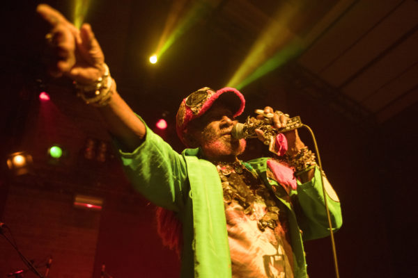 Lee 'Scratch' Perry Performs At The Village Underground