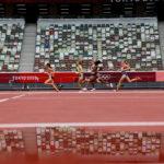 Athletics - Women's 1500m - Round 1