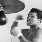Muhammad Ali Punching Bag