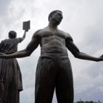 Emancipation statue is unveiled in Richmond