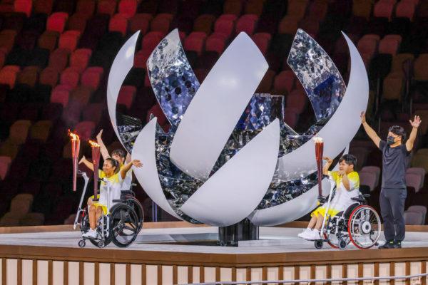 Tokyo 2020 Paralympics - Opening Ceremony
